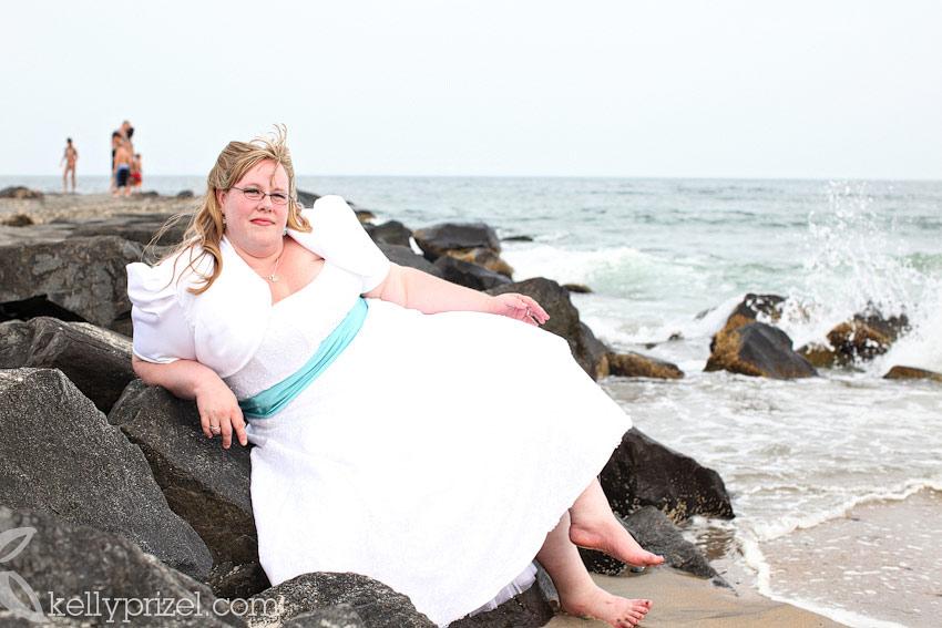Asbury Park Beach Wedding Kelly Prizel