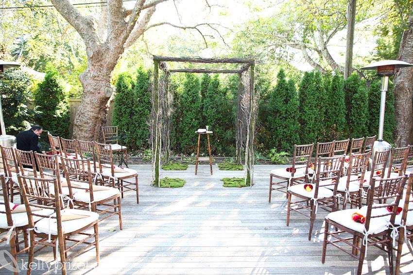 Graybarn Cottage East Hampton Wedding Kelly Prizel
