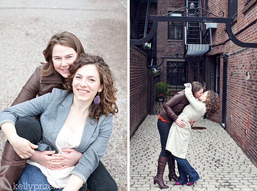 lesbians in boston
