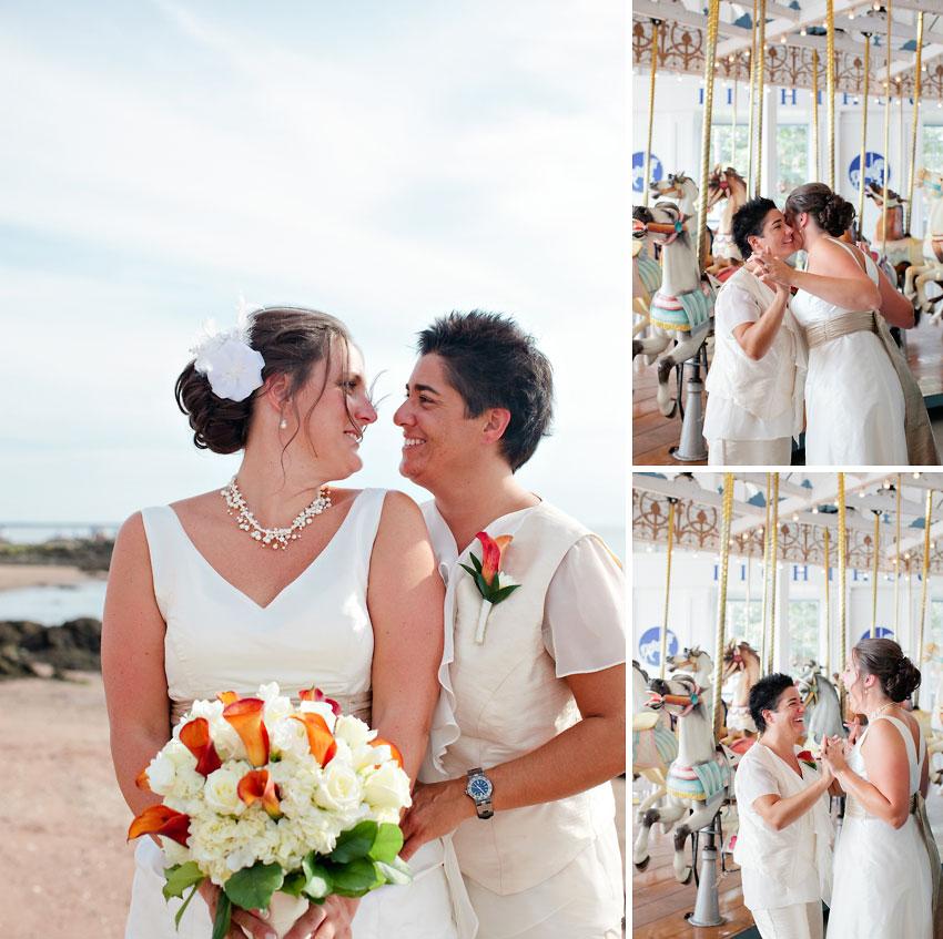 Wedding White Point Gardens Charleston Sc: Lighthouse Point Park Wedding New Haven, CT