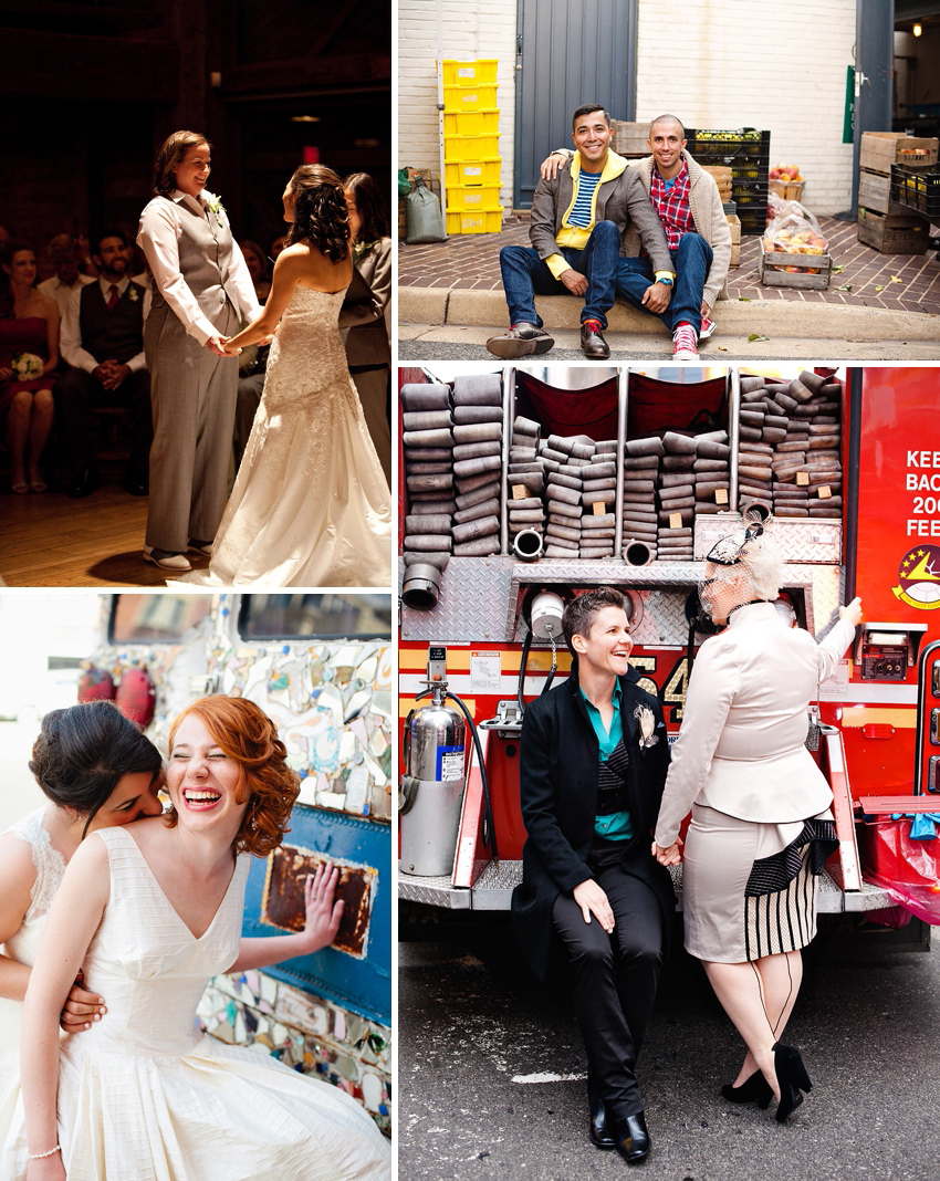 new york gay wedding photographer