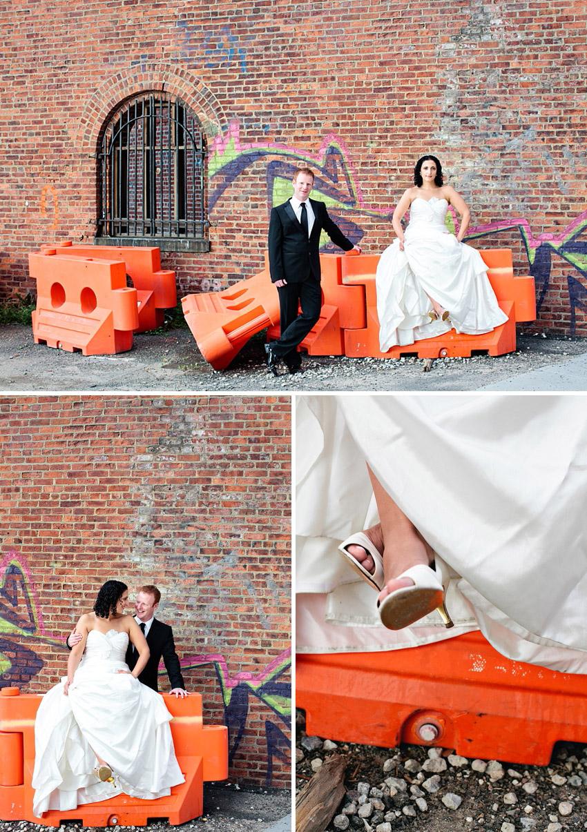 offbeat brooklyn wedding