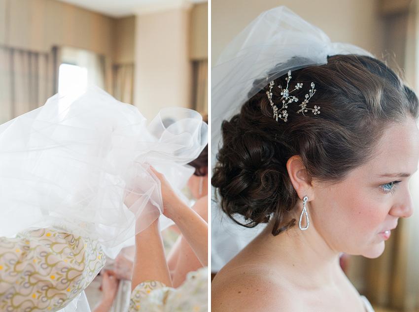 natural curly wedding hair updo