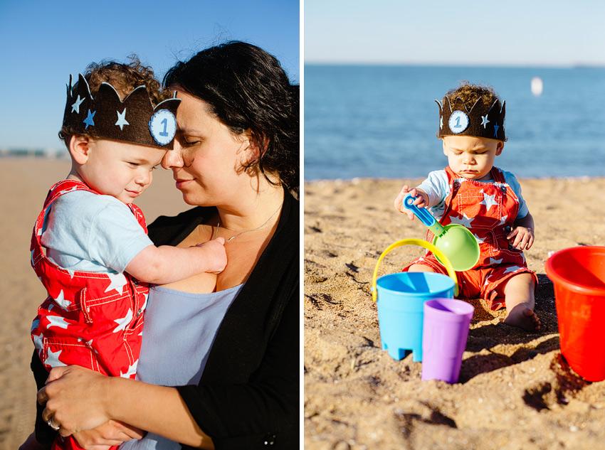gay family photography on beach