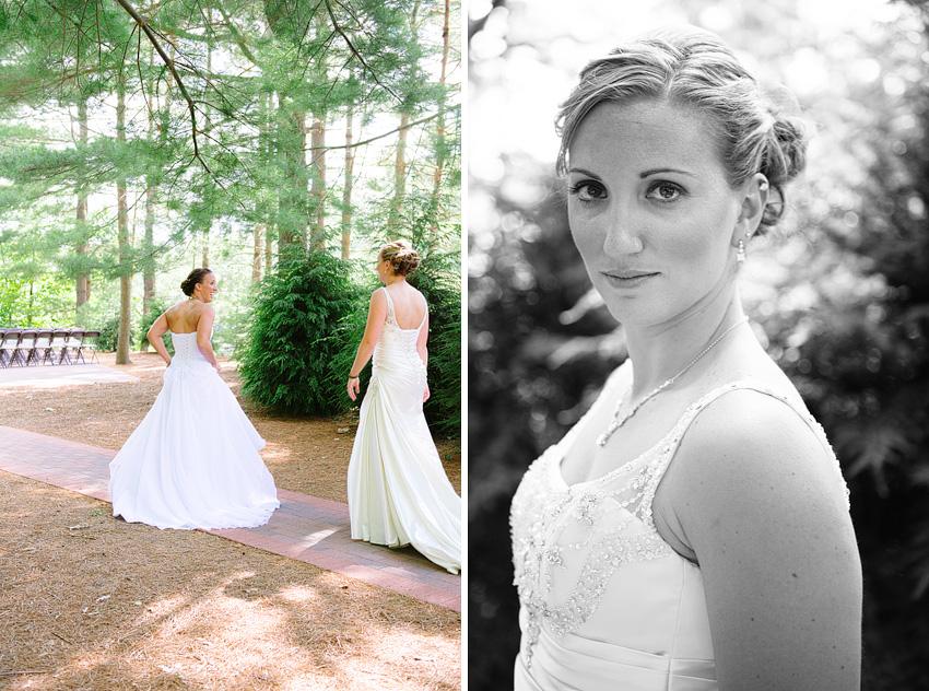 Crystal Lake Pavilion Middletown CT Wedding