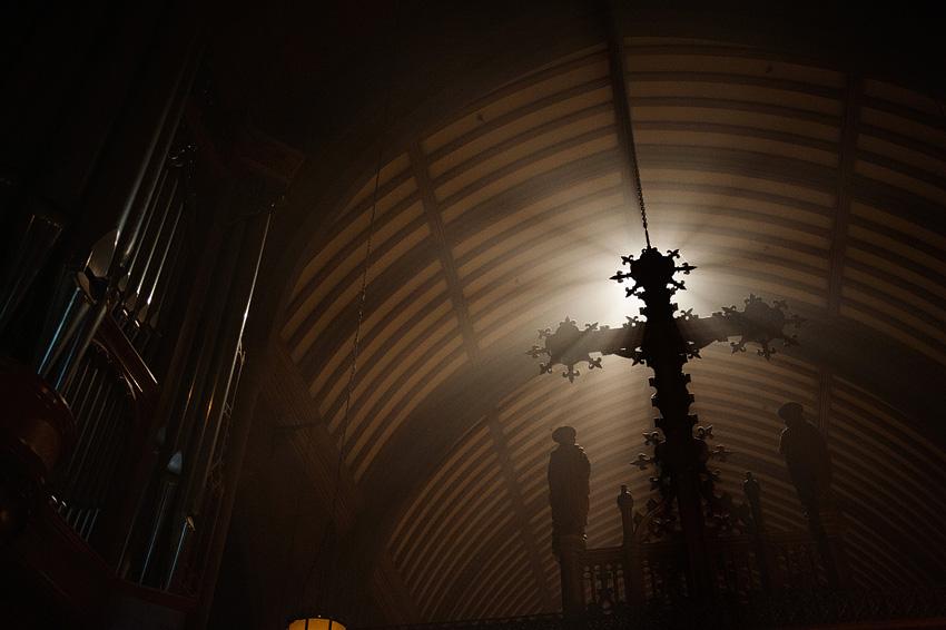 christ church cross