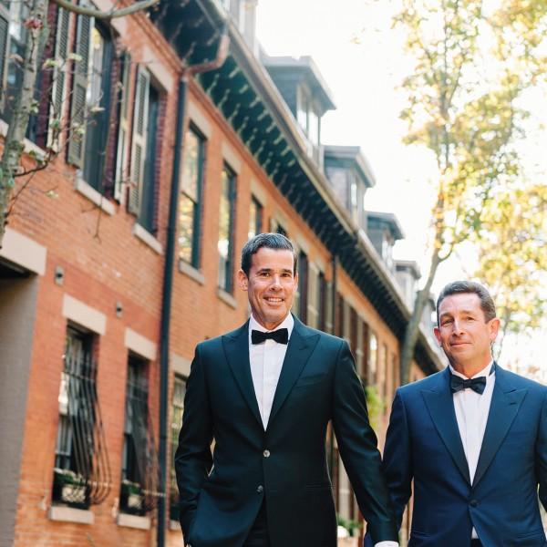 Boston Wedding at Benjamin Franklin Institute of Tech