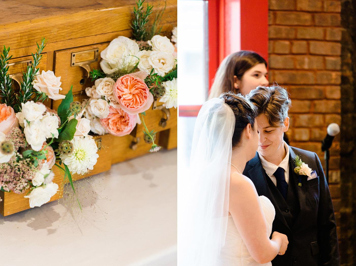 museum wedding ceremony in new york