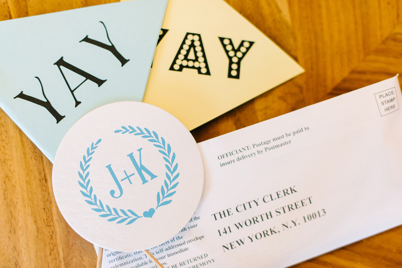 documents for eloping in new york