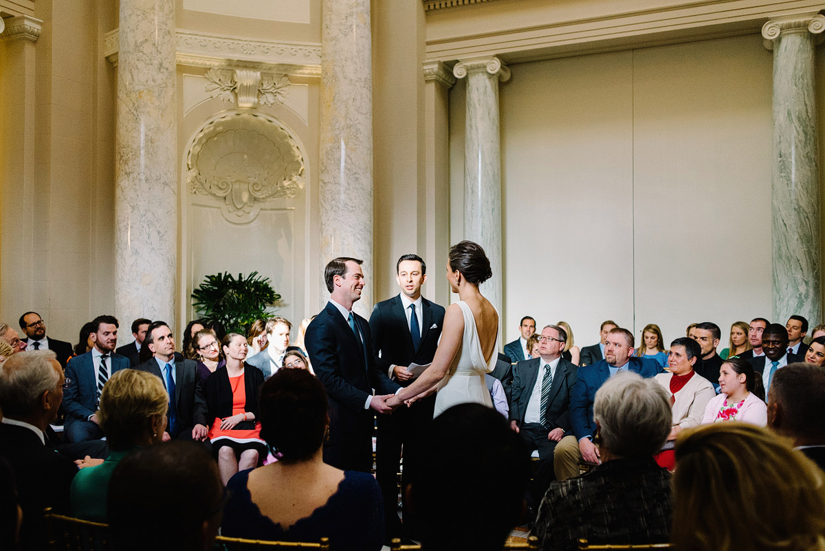 ceremony in the round carnegie institute for science
