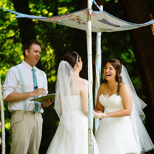 Finding the right officiant